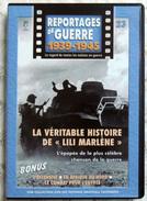 "MILITARIA  DVD Collection Reportages De Guerre WW2 - #23 La Véritable Histoire ""Lili Marlène"" VF - Altri"