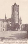 Ieper, Ypres, Ancien Cathédrale Saint MArtin, Carte D'Honneur (pk42066) - Ieper