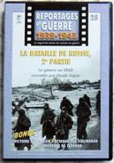 MILITARIA  DVD Collection Reportages De Guerre WW2 - #25 La Bataille De Russie 2° Partie VF - Altri