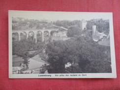 Luxembourg > Rochers Du Bock --ref 2804 - Postcards