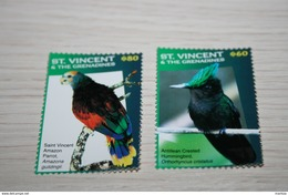 Birds  2017 St. Vincent - Vögel