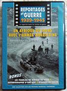 MILITARIA  DVD Collection Reportages De Guerre WW2 - #26 En Afrique Du Nord Avec L'armée Américaine VF - Livres, Revues & Catalogues