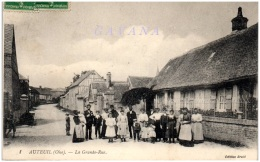 60 AUTEUIL - La Grande Rue - France