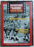 MILITARIA  DVD Collection Reportages De Guerre WW2 - #29 Pourquoi On Est Là & Un Week-end De Travail VF - Altri