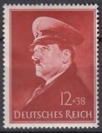 DR 772 Y, Postfrisch **, 52. Geburtstag 1941 - Ungebraucht