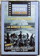 MILITARIA  DVD Collection Reportages De Guerre WW2 - #32 La Route Vers Berlin & La Bataille Des Mers VF - Altri