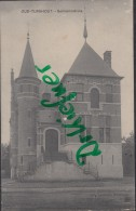 Feldpost: 2. Eskadron Husaren-Regt. Nr. 9, Ca. 1916, Motiv: Oud-Turnhout, Gemeentehuis - 1914-18