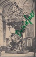 Feldpost: 2. Eskadron Husaren-Regt. Nr. 9, Mecheln 29.1.1916, Motiv: Malines, Chaire De Vérité - 1914-18