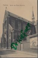 Feldpost: 2. Eskadron Husaren-Regt. Nr. 9,  1915/16, Motiv: Malines, Eglise Des Pères Récollets - 1914-18