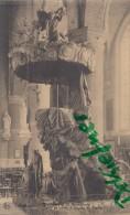 Feldpost: 2. Eskadron Husaren-Regt. Nr. 9,  1915/16, Motiv: Turnhout, Kanzel In St. Pierre - 1914-18