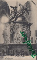 Feldpost: 2. Eskadron Husaren-Regt. Nr. 9, Kreis-Amt Mechelen 1915/16, Motiv: Malines, Eglise Jean-Baptiste Evangeliste - 1914-18