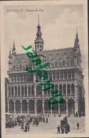 Feldpost: Brüssel 23.I.1916, Motiv: Bruxelles, Maison Du Roi - 1914-18