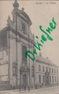 Feldpost: Stempel: K.D.Feldpost Des XXVI. Res.-Armee-Korps 12.1.1915, Motiv: Roulers, Le Collège - 1914-18