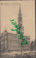 Feldpost: Stempel: Kriegslazarett IV, Brüssel, Um 1915, Motiv: Bruxelles, Großer Platz Mit Rathaus - 1914-18
