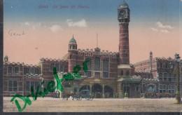 Feldpost: 21.11 1915, Motiv: Gand, Gent, Bahnhof, Gare St. Pierre - 1914-18