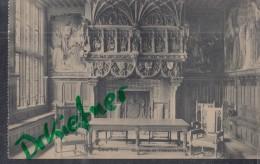 Feldpost: 23.12.1914, Courtrai, Rathaussaal - 1914-18