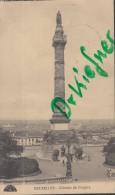 Feldpost: 8./VI. B.-Inf.-Ers.Truppe Beverloo, Stempel: Beverloo 26.1.1916, Motiv: Bruxelles Colonne Du Congrés - 1914-18