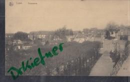 Feldpost: 16.E.D.3 Station Hirson, Stempel: K.D.Feldpoststation No.79 3.1., Motiv: Laon, Panorama - 1914-18