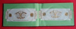 RARE Catalogue Chocolat De Représentant Napoléon III Usines Chollet & Cie Chocolate Representative Catalog - Chocolate