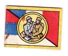 Décoration / Insigne 1914 / 1918 - Journée Serbe 1916 - Frankrijk