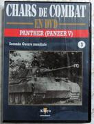 TANK MILITARIA  DVD Collection Chars De Combats  WW2 - #3 Panther Panzer V - édition Française Altaya - Altri