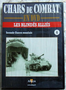 TANK MILITARIA  DVD Collection Chars De Combats  WW2 - #6 Les Blindés Alliés - édition Française Altaya - Altri