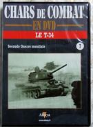 TANK MILITARIA  DVD Collection Chars De Combats  WW2 - #7 Le T-34 - édition Française Altaya - Altri