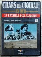 TANK MILITARIA  DVD Collection Chars De Combats  WW2 - #9 Bataille El Alamein - édition Française Altaya - Altri