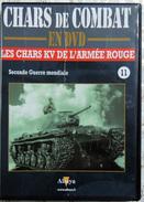 TANK MILITARIA  DVD Collection Chars De Combats  WW2 - #11 KV Chars Russes - édition Française Altaya - Altri