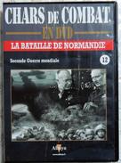 TANK MILITARIA  DVD Collection Chars De Combats  WW2 - #12 Bataille De Normandie - édition Française Altaya - Altri