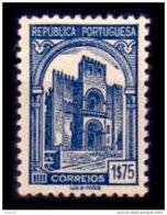 PORTUGAL, AF 575, Yv 584, * MLH, F/VF, Cat. € 133,00 - 1910-... République