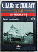 TANK MILITARIA  DVD Collection Chars De Combats  WW2 - #13 Panzer I & II - édition Française Altaya - Altri