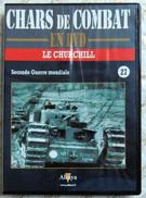TANK MILITARIA  DVD Collection Chars De Combats  WW2 - #27 Le Churchill - édition Française Altaya - Altri