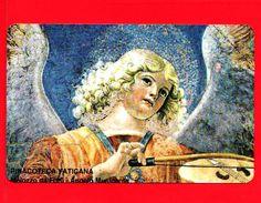 Scheda Telefonica - Nuova- VATICANO N. 15 - Pinacoteca Vaticana - Angelo - Melozzo - Vatican