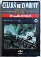 TANK MILITARIA  DVD Collection Chars De Combats  WW2 - #28 Bataille De Chars - édition Française Altaya - Altri