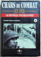 TANK MILITARIA  DVD Collection Chars De Combats  WW2 - #31 Bataille Des Ardennes - édition Française Altaya - Altri