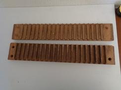 ANCIEN MOULE BOIS SECHOIR CIGARE HOLLANDE TAMPON BELGIQUE - Cigares - Accessoires