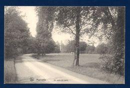 Marneffe. Ecole Française (puis Belge à Partir De 1919) Des Pupilles De L'Armée. Un Coin Du Parc. - Burdinne