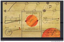 South Africa 2012 Space, Venus S/s MNH - Space