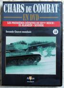 TANK MILITARIA  DVD Collection Chars De Combats  WW2 - #18 El Alamein & Koursk - édition Française Altaya - Libri, Riviste & Cataloghi