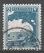 Palestine 1927. Scott #63 (U) Rachel's Tomb - Palestine