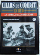 TANK MILITARIA  DVD Collection Chars De Combats  WW2 - #23 Divison Leibstandarte - édition Française Altaya - Altri