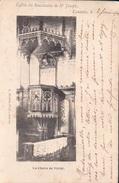 Leuven Louvain Eglise Du Sanctuaire De St Joseph La Chaire De Vérité 1901 - Leuven