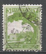 Palestine 1927. Scott #64 (U) Rachel's Tomb - Palestine