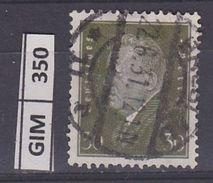 GERMANIA IMPERO, 1928-32Ebert E Hindenburg, 30 Pf, Usato - Gebruikt