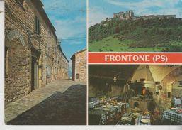 Frontone Pesaro Saluti Vedute Paese - Pesaro