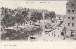 Prinsengracht. AMSTERDAM - Amsterdam
