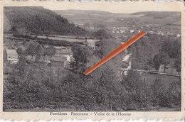 FORRIERES - Panorama -Vallée De La L'Homme- Superbe Carte - Nassogne