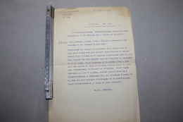 Citation D'un Artilleur Du 81ème RA 1917 - 1914-18