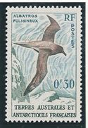 TAAF 1959/63 - YT N°12 - 30c. - Faune - Albatros Fuligineux - NEUF** TTB Etat - Terres Australes Et Antarctiques Françaises (TAAF)